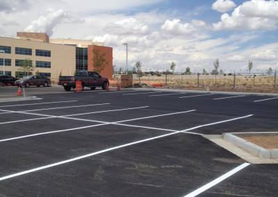 Presbyterian Rust Medical Center Expansion– Early Work Earthwork, Paving and Utilities